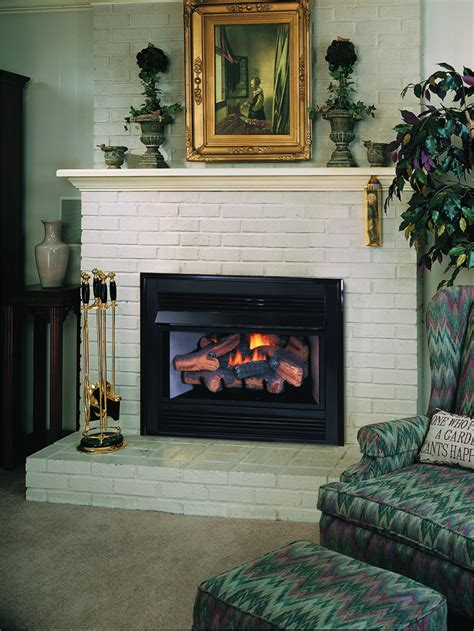 gas fireplace insert ventless fireplace inserts gas ventless
