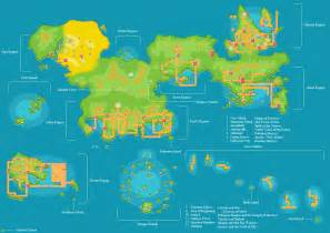 Map Of The Pokemon World by My Pokemon World Map V6 0 By Jamisonhartley On Deviantart