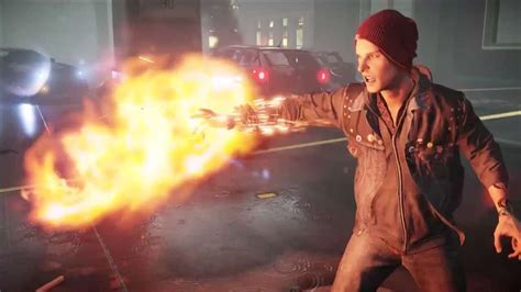 Infamous Second Origami Power - infamous second walkthrough how to beat every chapter