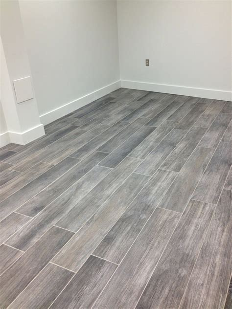 wide plank tile flooring tile design ideas