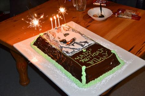 Hurrah Billy Is Two Chocolate Cake by Pin Billys Birthday Cake Decorated With A Image Of His