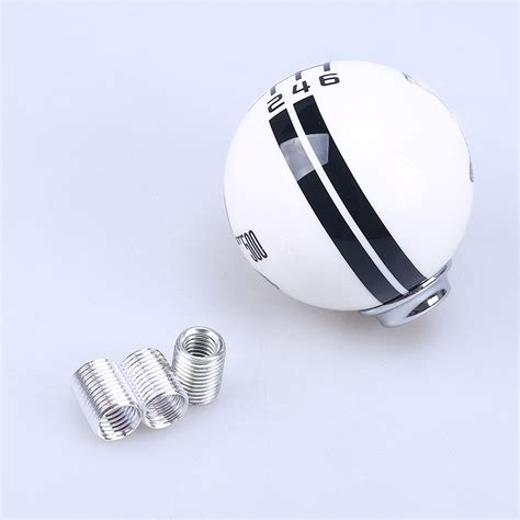 for ford shelby mustang gt500 6 speed gear shift knob gear
