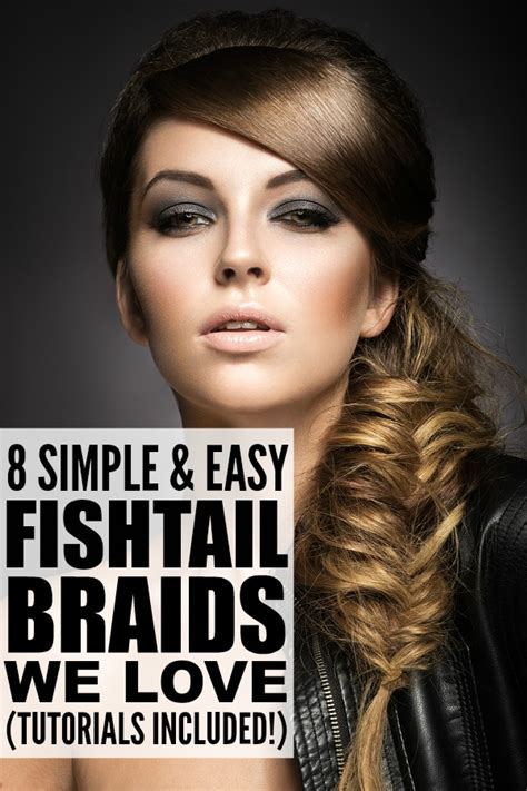 hairstyles for going out on the town the fishtail braid 8 hairstyles for long hair we love