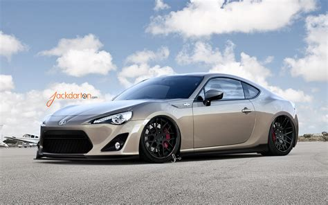 subaru frs modified extreme modified cars toyota r des
