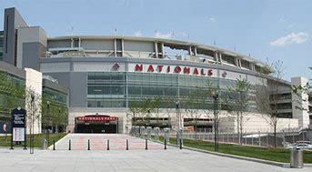 Calendario Nacionales De Washington Los Nacionales De Washington Estadio Direcciones Al