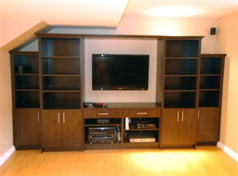 media room storage entertainment units media centres wall units