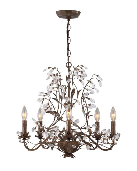 Cheap Chandeliers Canada Nickel And Linen 5 Light Chandelier 7975 Bn Canada Discount Canadahardwaredepot