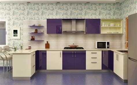 kitchen colour designs modular kitchen designs 4 ways to go glossy homelane