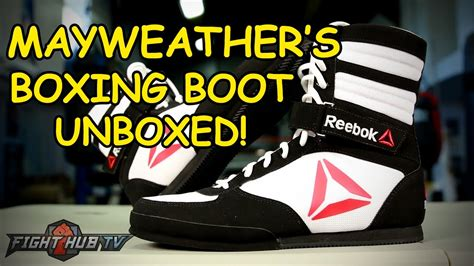 best shoos to fight humidity floyd mayweather s boxing shoes unboxed fight hub