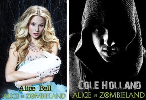 libro alice chronicles of alice alice in zombieland by gena showalter turn the page please