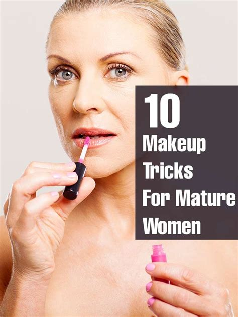best lipstick for older women top 10 makeup tips for older women with mature skin look