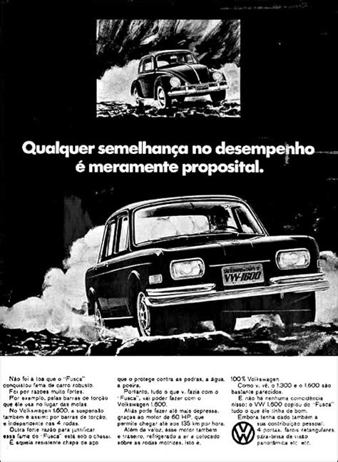 Volkswagen do Brasil 1969