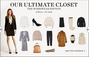the capsule work wardrobe