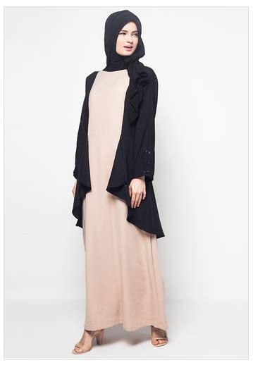 Busana Trendy style fashion busana muslim trendy jenahara terbaru 2017