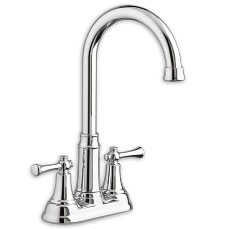 Faucet Water Flow Rate by American Standard 4285 420 F15 Portsmouth 2 Handle High