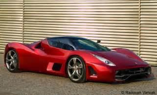 New Enzo Ferrari by Ferrari Scuderia California F70 Enzo And 599 Gtb Are