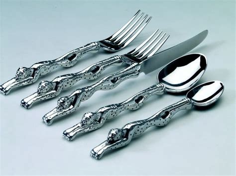 cool flatware unique flatware unusual flatware house becomes a