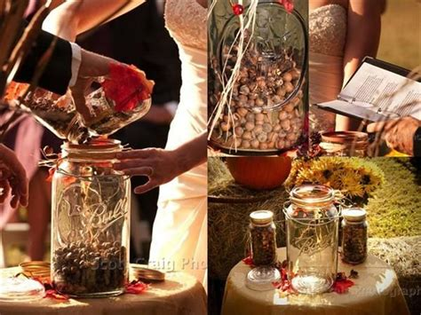 outdoor wedding unity ideas 1000 images about rustic wedding ideas on