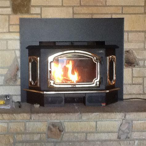 Fireplace Insert Surround by Fireplace Stove Insert Installations Surround