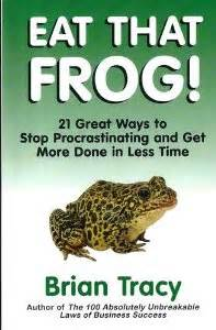 eat that frog 21 booking it june 2013 life as mom