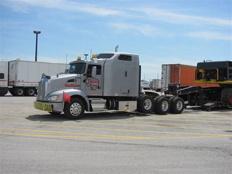 kenworth heavy haul trucks for sale kenworth t660 tri axle heavy hauler truckin home again