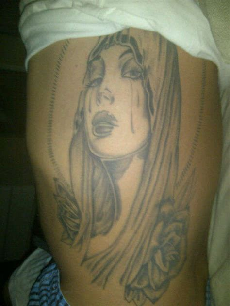 christian tattoo artist cape town vigin mary tattoo