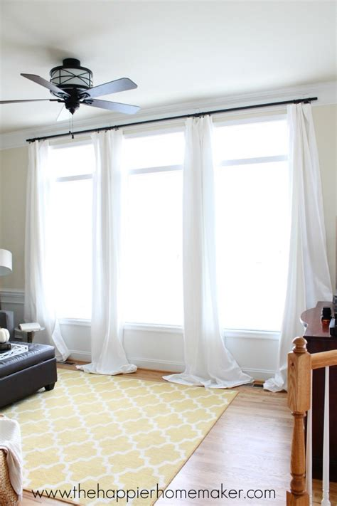 hanging curtains on windows with molding 10 diy d 233 cor hacks to update your home s look zing blog