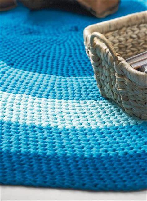 teppiche selber stricken die besten 17 ideen zu teppich h 228 keln auf