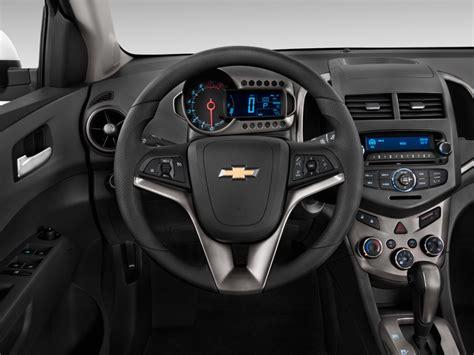 Sonic 4 Door by Image 2013 Chevrolet Sonic 4 Door Sedan Auto Lt Steering