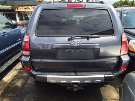 toyota 4runner with 3rd row seat toyota 4runner 3rd row seat 2005 autos nigeria