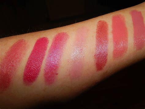 8 Pretty Pink Lipsticks by Makeup Fisticuffs The Best Pink Lipstick Vanity
