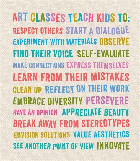 importance of fine arts education