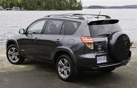 Toyota Rav4 4wd Toyota Rav4 4wd Picture 12 Reviews News Specs Buy Car