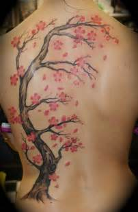 cherry blossom tattoos designs ideas and meaning
