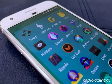 best icon packs for android best icon packs for android android central