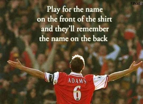arsenal legend tony adams arsenal legend arsenal legends past and