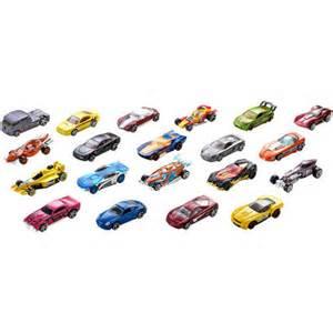 Hot Wheels 20 Piece Die Cast Vehicles Gift Pack   Walmart.com