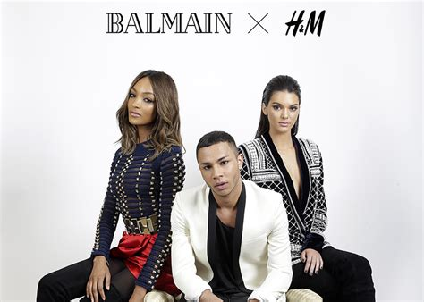 The Next Hm Designer by Balmain Is H M S Next Big Fashion Collaboration Asia 361
