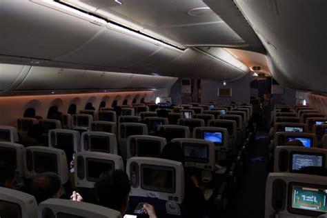 Boeing 787 Dreamliner Cabin by Image Gallery 787 Cabin