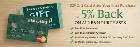 Barnes And Noble Cards - the barnes noble mastercard barnes noble 174