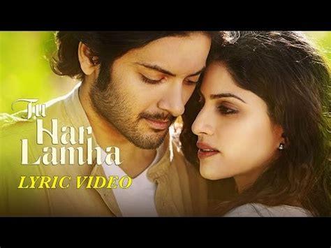 download free mp3 khamoshiyan tu har lamha khamoshiyan arijit singh new full song