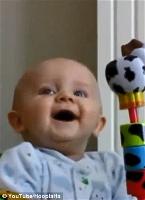 Baby Laughing Meme - here s laughing at you kid adorable babies take internet