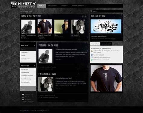 template toko online lengkap contoh template website toko online jasa pembuatan