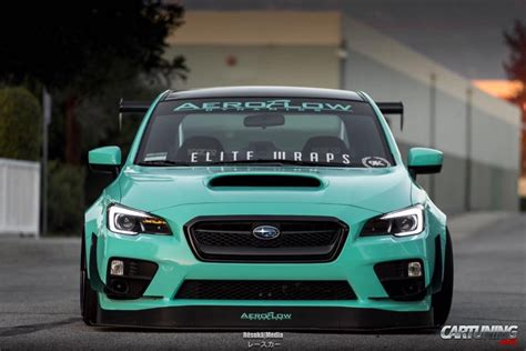 widebody subaru impreza widebody subaru impreza 2015 front