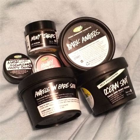 Lush Handmade Cosmetics Review - lush fresh handmade cosmetics 57 photos
