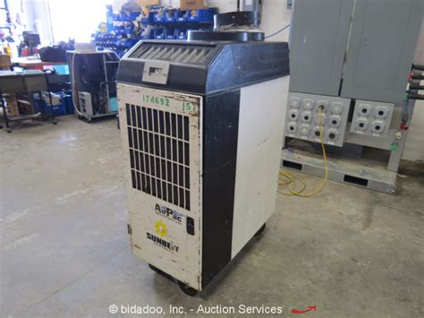 airpac coolit 2600 air conditioner a c portable cooler unit 115v 650 cfm ebay
