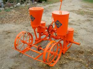 what model is this ac 2 row planter allischalmers forum