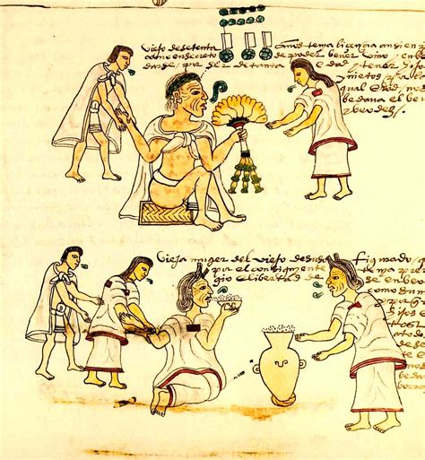 imagenes de herramientas aztecas la mujer azteca los aztecas