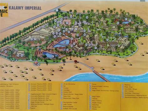 el magic resort map hotel map picture of tui magic kalawy safaga