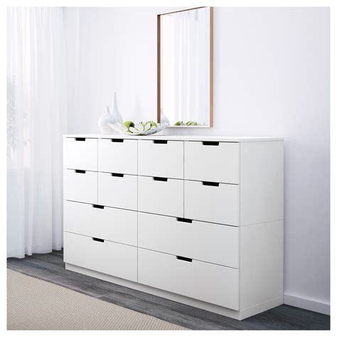 ikea nordli storage bed nordli chest of drawers white 160x97 cm ikea
